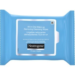 Neutrogena All in One Makeup Remover Cleansing Face Wipes, Alcohol Free Facial Wipes 25.0 EA found on MODAPINS from Beauty Boutique CA for USD $10.74