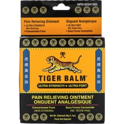 Tiger Balm Ultra 50g 50.0 g found on Bargain Bro India from Beauty Boutique CA for $14.03