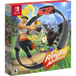 Nintendo Ring Fit Adventure 1.0 ea found on Bargain Bro Philippines from Beauty Boutique CA for $82.52