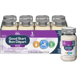 Nestle Good Start GOOD START PLUS 1 Baby Formula, Ready-to-Feed 712.0 mL