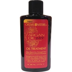 Oil Treatment With Argan Oil From Morocco
