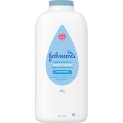 Johnson's Baby Powder with Aloe Vera, Vitamin E, and Cornstarch 623.0 g