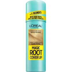 Magic Root Cover Up for Blondes with Dark Roots