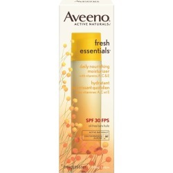Aveeno Active Naturals Fresh Essentials Daily Nourishing Moisturizer SPF 30 74.0 mL