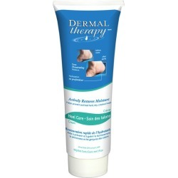 Dermal Therapy Dermal Therapy Heel Care Cream, Deep Penetrating, Actively Restores Moisture, 90 gram 90.0 mL