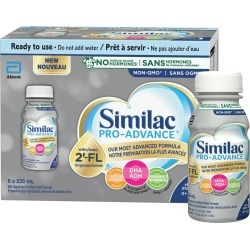 Similac SIMILAC BOTTLES ADV STEP1 RTU 16.0 ML