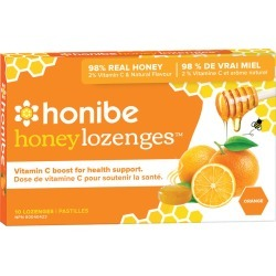 Honibe Honey Lozenges Vitamin C 10.0 Count found on Bargain Bro India from Beauty Boutique CA for $4.12
