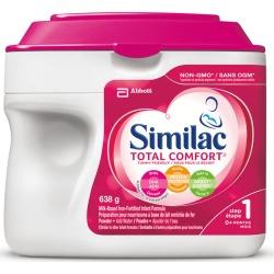 Similac Similac Total Comfort Non-gmo Powder 638g 638.0 g
