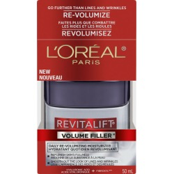 Revitalift Volume Filler Anti-Aging Cream Day Moisturizer, with Hyaluronic Acid