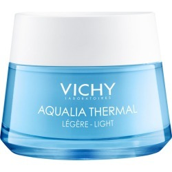 Vichy Aqualia Thermal Light - 48-hour moisturizing cream with 97% natural-origin ingredients 50.0 mL