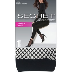 Secret Collection Medium Fishnet Anklet 1.0 Pair BLACK found on Bargain Bro Philippines from Beauty Boutique CA for $8.24