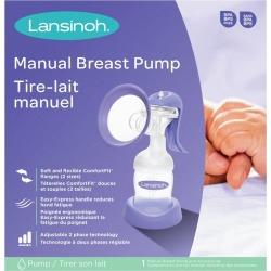 Lansinoh Manual Breast Pump 1.0 ea