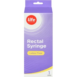 Life Brand Lb Rectal Syringe 1.0 ea found on Bargain Bro India from Beauty Boutique CA for $4.53