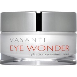 Vasanti Eye Wonder Peptide Eye Cream for Dark Cirlcles, Wrinkles and Puffiness 20.0 mL 85 found on MODAPINS from Beauty Boutique CA for USD $34.69