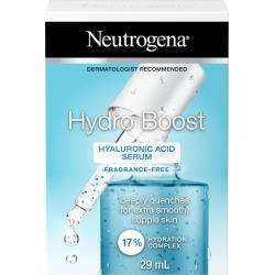 Neutrogena Neutrogena Hydro Boost Hyaluronic Acid Face Serum with Vitamin B5, 29mL 29.0 mL