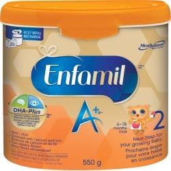 Enfamil Enfamil A+ 2 Baby Formula Powder Tub 550.0 g