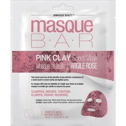Pink Clay Sheet Mask found on MODAPINS from Beauty Boutique CA for USD $2.95