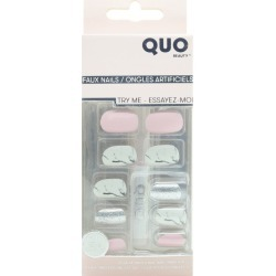 Artificial nail with glue marble found on MODAPINS from Beauty Boutique CA for USD $11.07