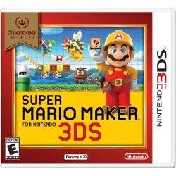 Nintendo Super Mario Maker 3DS 1.0 ea found on Bargain Bro Philippines from Beauty Boutique CA for $24.75