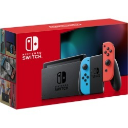 Nintendo Nintendo Switch Neon Blue / Red Joy-Con 1.0 ea found on Bargain Bro Philippines from Beauty Boutique CA for $330.11