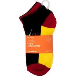 Joe Fresh Kid Boy Socks 11-2 Years 6.0 Pair found on Bargain Bro from Beauty Boutique CA for USD $4.86