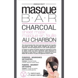 Charcoal Sheet Mask found on MODAPINS from Beauty Boutique CA for USD $7.56