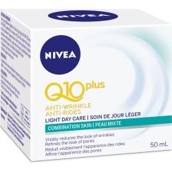 Nivea NIVEA Q10 POWER Anti-Wrinkle + Pore Refine Day Moisturizer for Younger Looking Skin 50.0 mL