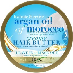 Hydrate & Revive + Argan Oil of Morocco Creamy Hair Butter