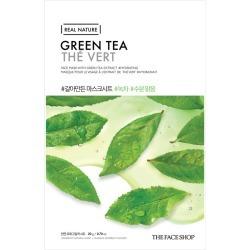 Real Nature Mask Green Tea