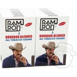 Ramrod Deputy - 4 1/2 x 34-Small Packs: 50 Cigarillos