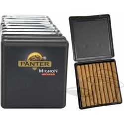 Panter Mignon Deluxe - 3 1/2 x 20-Small Packs: 200 Cigarillos