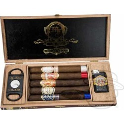 My Father 5 Cigar Toro Sampler w/ Lighter & Cutter found on Bargain Bro India from bestcigarprices.com for $28.99