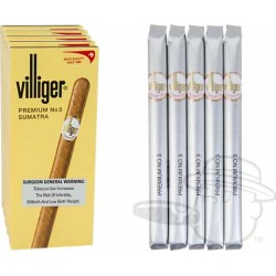 Villiger Premium No. 3 Sumatra Packs