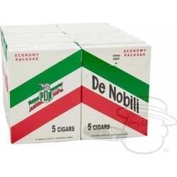 De Nobili Economy - 4 x 34-Small Packs: 100 Cigarillos