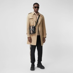 Burberry The Mid-length Chelsea Heritage Trench Coat, Size: 48, Beige found on MODAPINS from Burberry for USD $1990.00