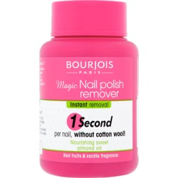 Bourjois Magic Nail Polish Remover 75ml found on MODAPINS from Feelunique (US) for USD $6.24