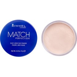 Rimmel Match Perfection Silky Loose Face Powder 10g