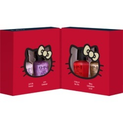 OPI Hello Kitty Nail Polish 4 Pack Limited Edition
