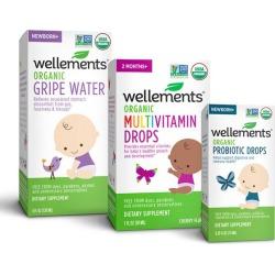 Wellements Baby Basics Bundle Maisonette found on Bargain Bro from maisonette.com for USD $37.94