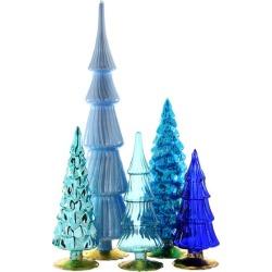 Cody Foster Hue Tree Set of 5, Blue Maisonette