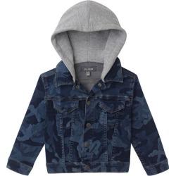 DL1961 Manning Jacket, Cryptic Blue (Blue Prints, Size Medium) Maisonette found on MODAPINS from maisonette.com for USD $69.00
