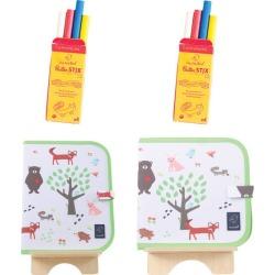 Kids Toys On-The-Go Forest Bundle Jaq Jaq Bird Maisonette found on Bargain Bro India from maisonette.com for $40.00