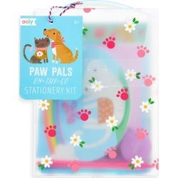 On-the-Go Stationery Kit, Paw Pals by OOLY Kids Toys Maisonette found on Bargain Bro India from maisonette.com for $14.99