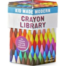 Crayon Library by Kid Made Modern Kids Toys Maisonette found on Bargain Bro Philippines from maisonette.com for $9.99