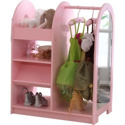 KidKraft Fashion Pretend Play Station, Pink Maisonette found on Bargain Bro Philippines from maisonette.com for $144.99