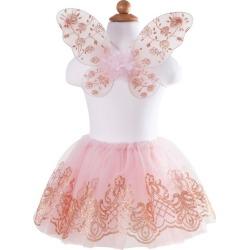 Great Pretenders Rose Gold Wings & Tutu Set (Pink) Maisonette found on Bargain Bro Philippines from maisonette.com for $23.00
