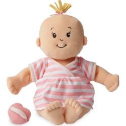 Manhattan Toy - Baby Stella Doll, Peach w/ Blonde Hair Maisonette