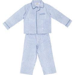 Mia + Finn Archie Pajama Set (Blue, Size 3-4Y) Maisonette found on Bargain Bro India from maisonette.com for $62.00