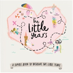 The Little Years Toddler Book, Girl (Purple) Lucy Darling Maisonette found on Bargain Bro India from maisonette.com for $38.49