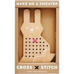 Kids Toys Rabbit Cross-Stitch Friend Rock & Pebble Maisonette found on Bargain Bro India from maisonette.com for $16.00